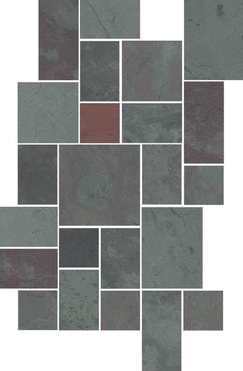 Sheldon slate products company inc monson maine for Slate floor patterns